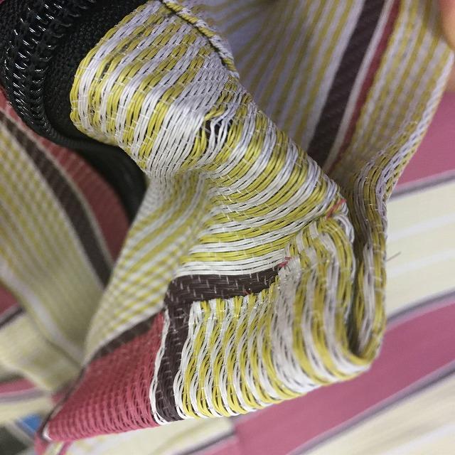 Stripe Marche Bag_M