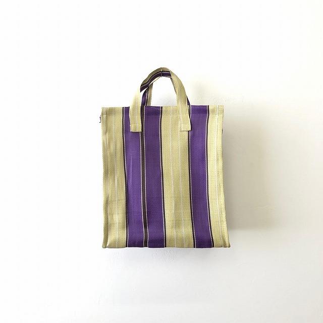 Stripe Marche Bag_L