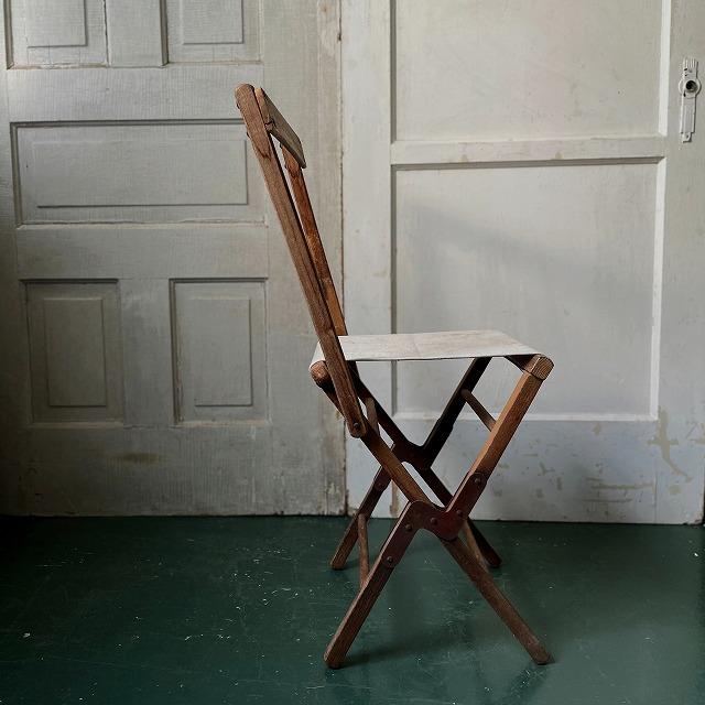 Wooden Folding Chair_B
