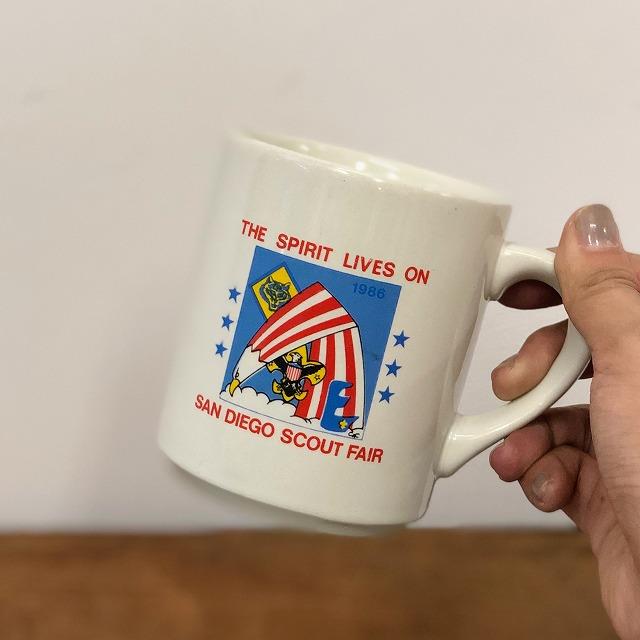 Boyscout Mug_'86
