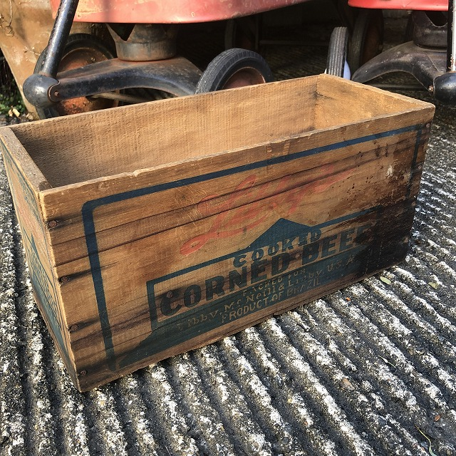 Wood Crate Shipping Box