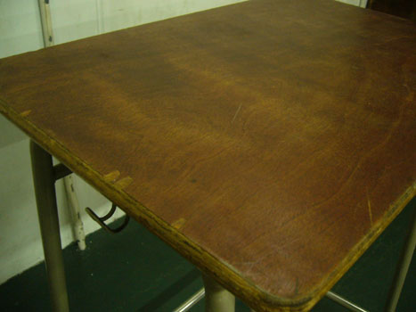 Wood Desk 03
