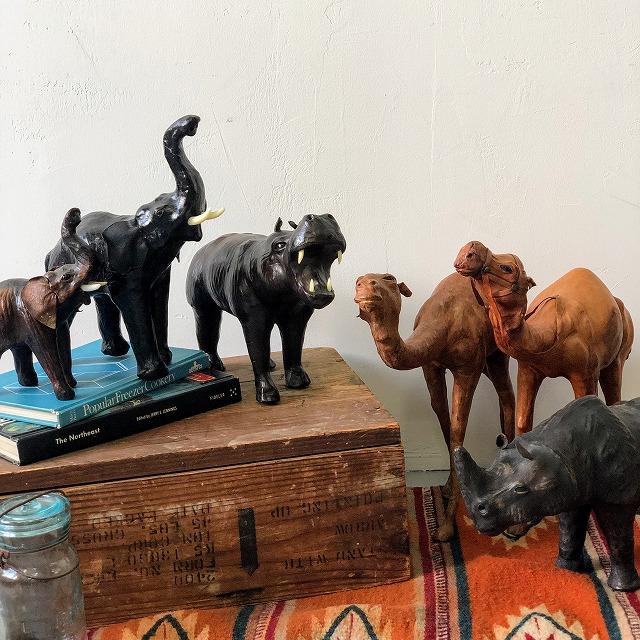 Leather Animal_Elephant