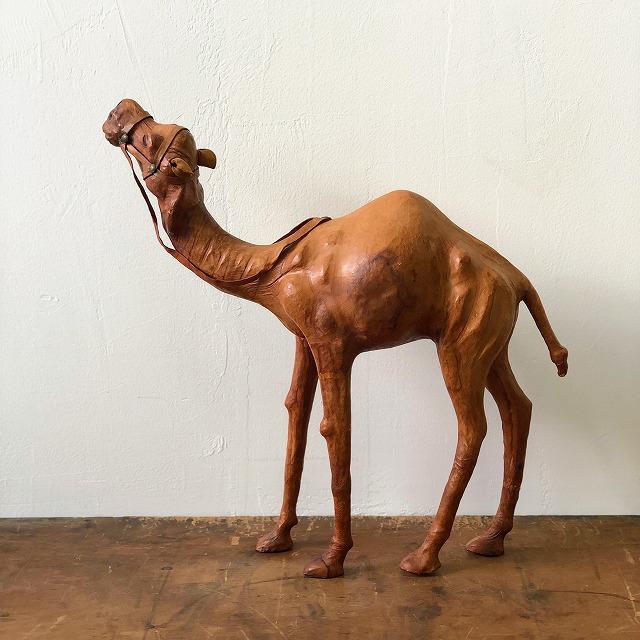 Leather Animal_Camel