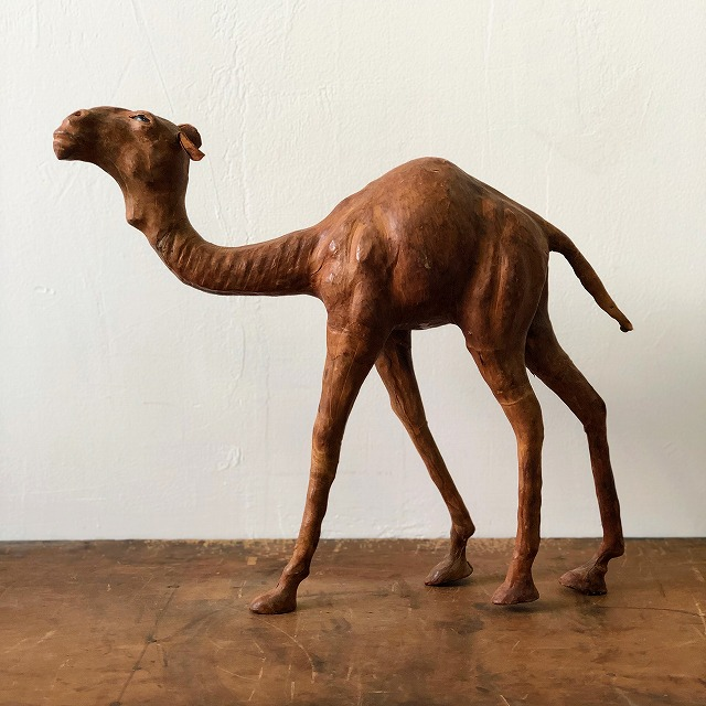 Leather Animal_Camel