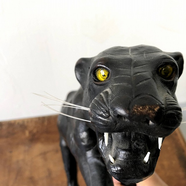 Leather Animal_Panther