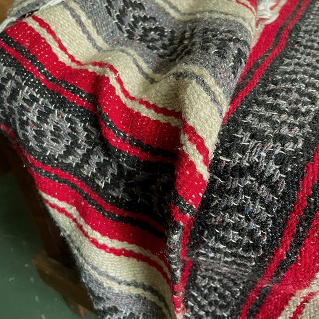 Old Mexican Blanket_RD
