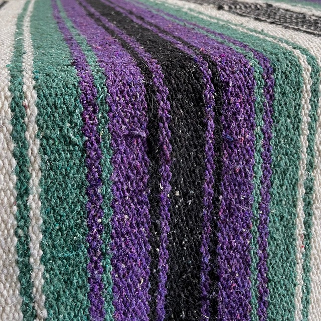 Old Mexican Blanket_PU