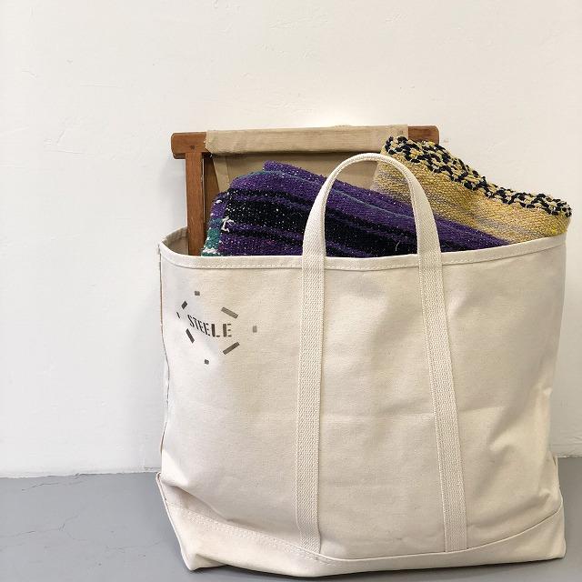 STEELE Canvas Tote Bag_L