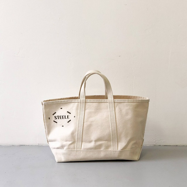 STEELE Canvas Tote Bag_S