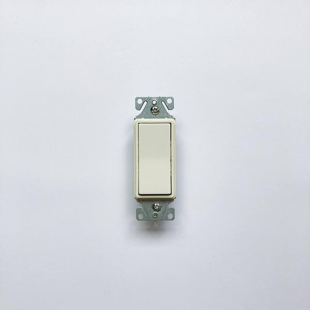 片切ホタルデコレータースイッチ_LA/OR