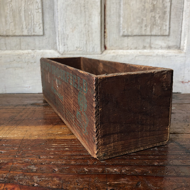 Wooden Cheese Box_SWIFT'S BROOKFIELD