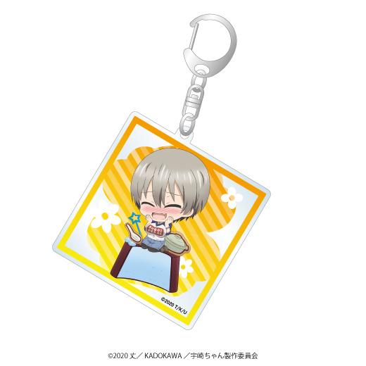 【予約】宇崎ちゃんは遊びたい! トレーディングアクリルキーホルダー〈きゃらどるちぇ〉