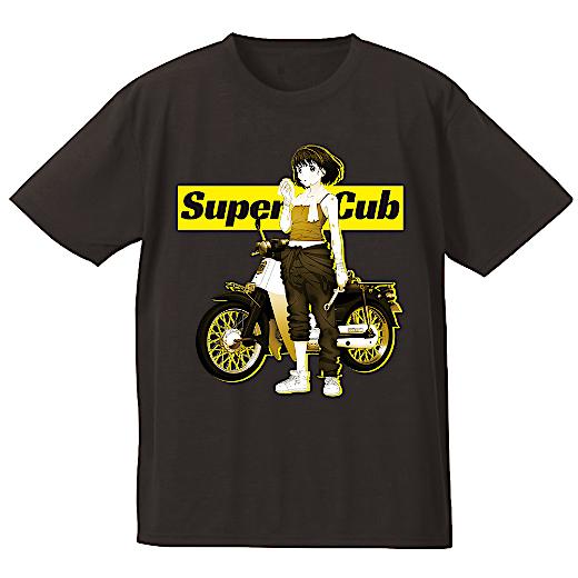 『スーパーカブ』Tシャツ(小熊)【予約】
