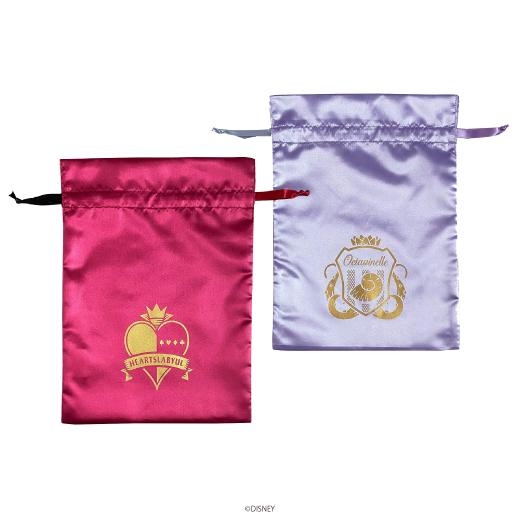 【予約】TWISTED-WONDERLAND サテン巾着