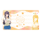 『幼なじみが絶対に負けないラブコメ』レザーキーケース デザイン02(可知白草)【予約】