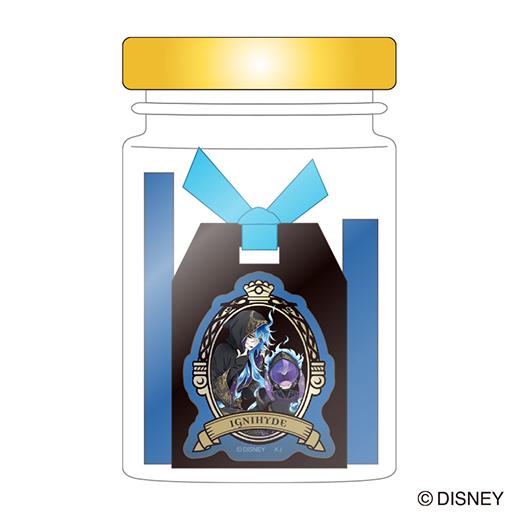 『ディズニー ツイステッドワンダーランド』瓶入り付箋【予約】