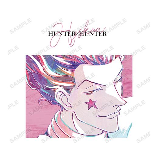 『HUNTER×HUNTER』ヒソカ Ani-Art Tシャツ【予約】
