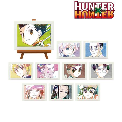 『HUNTER×HUNTER』トレーディング Ani-Art ミニアートフレーム【BOX】【予約】