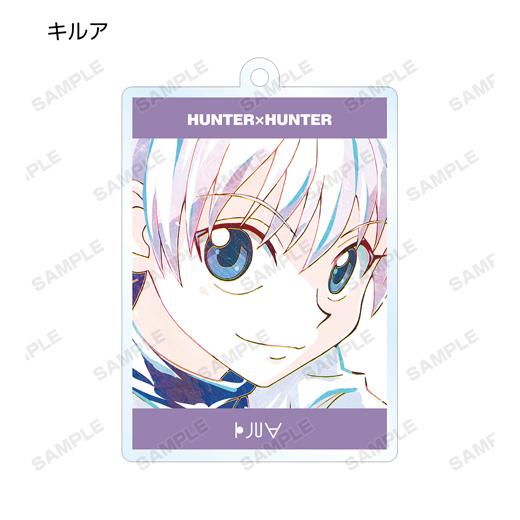『HUNTER×HUNTER』トレーディング Ani-Art アクリルキーホルダー【BOX】【予約】