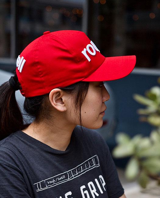 RSA-21201 BIG LOGO CAP