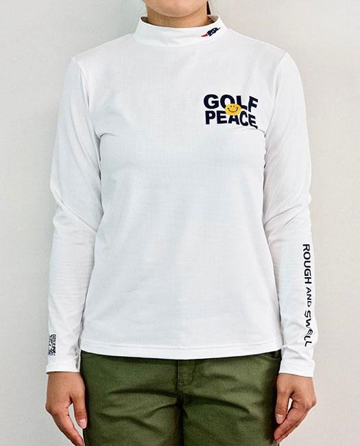 RSL-21221 GOLF PEACE MOCK L.S. W.