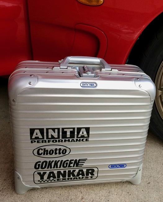 SRG-15002 ANTA Chotto STICKER