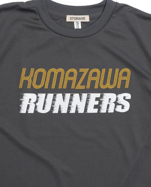 SRG-19003 KOMAZAWA RUNNERS TEE