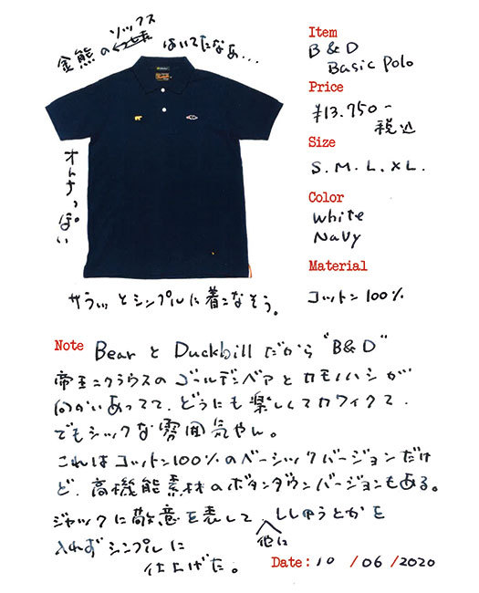 RSM-20095 B&D BASIC POLO