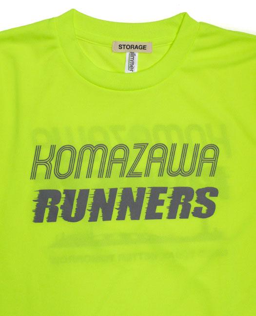 SRG-19007 KOMAZAWA RUNNERS TEE