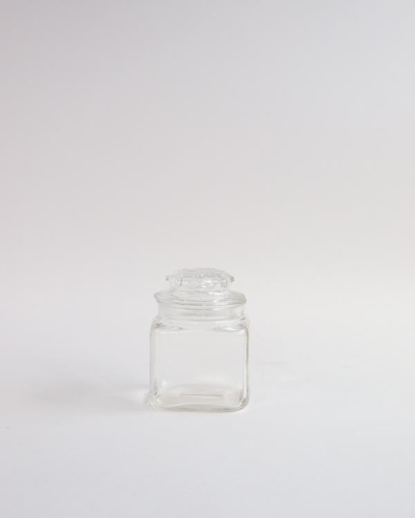 ガラスジャー S