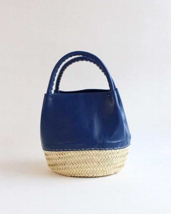WARANGWAYAN(ワランワヤン) Sac Nousnous Petite(ノスノス プチ) ブルー A