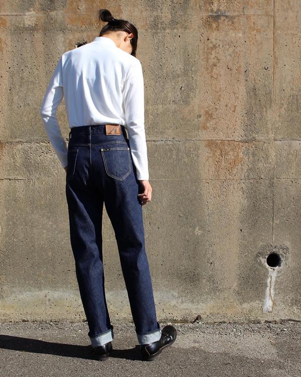ANATOMICA(アナトミカ) 618 MARILYN(マリリン) � / Indigo One Wash