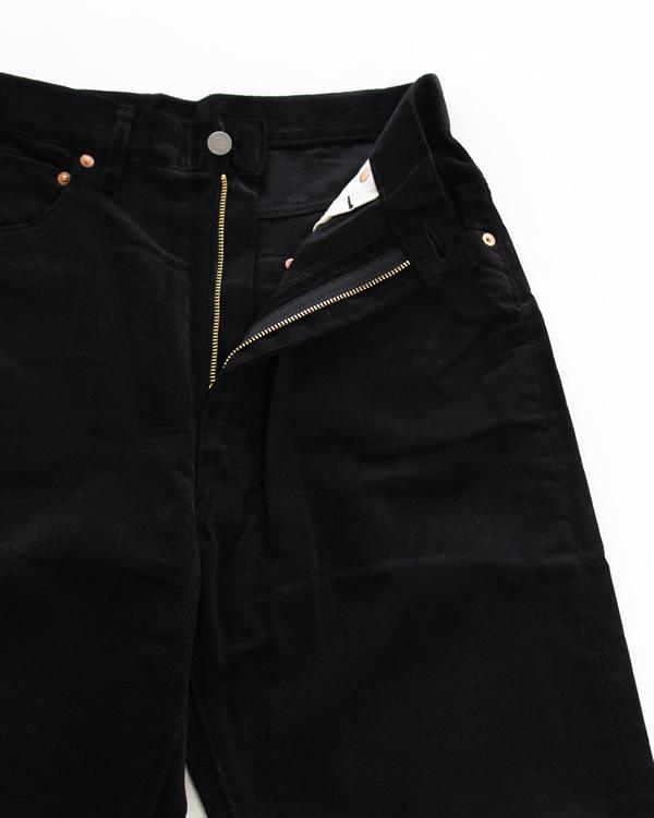 ANATOMICA(アナトミカ) 618 MARILYN(マリリン) Corduroy/ Black