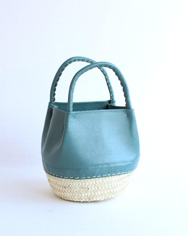 WARANGWAYAN(ワランワヤン) Sac Nousnous Petite(ノスノス プチ) ライトブルーグリーン