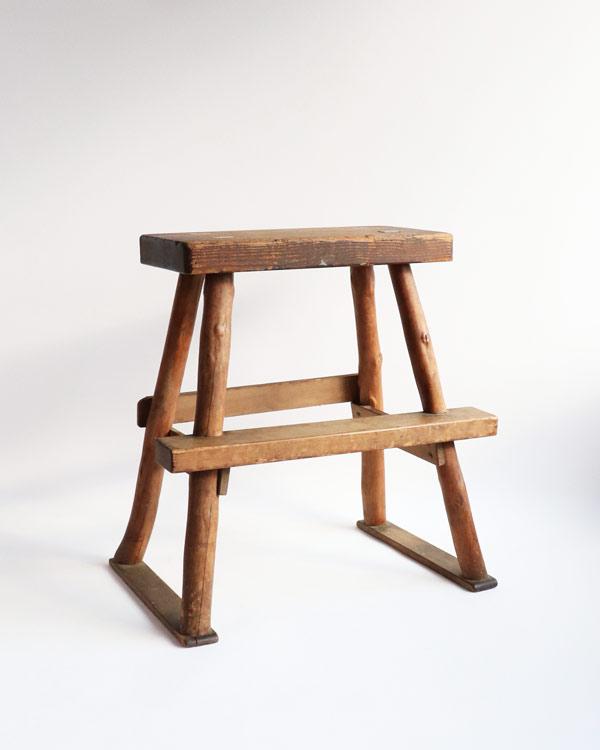 木製 踏み台