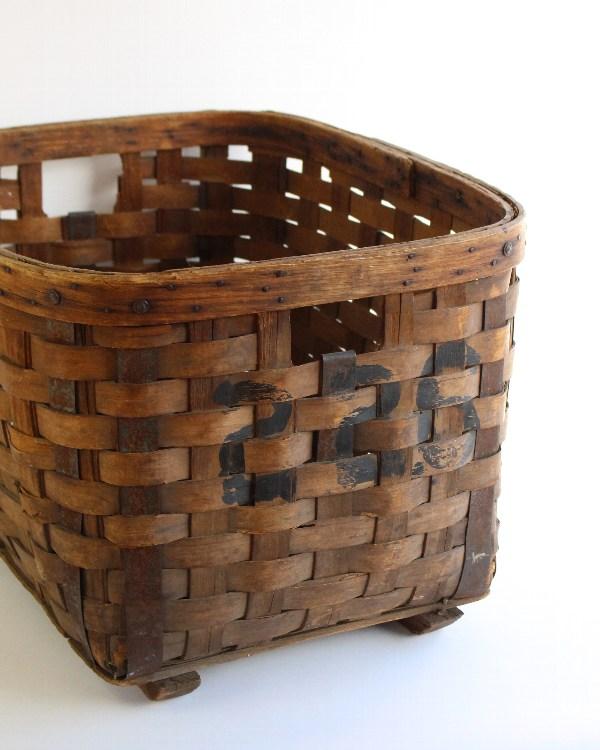 Early Potato Basket