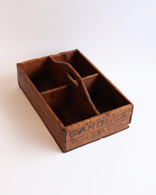 木製 ハンディツールトート