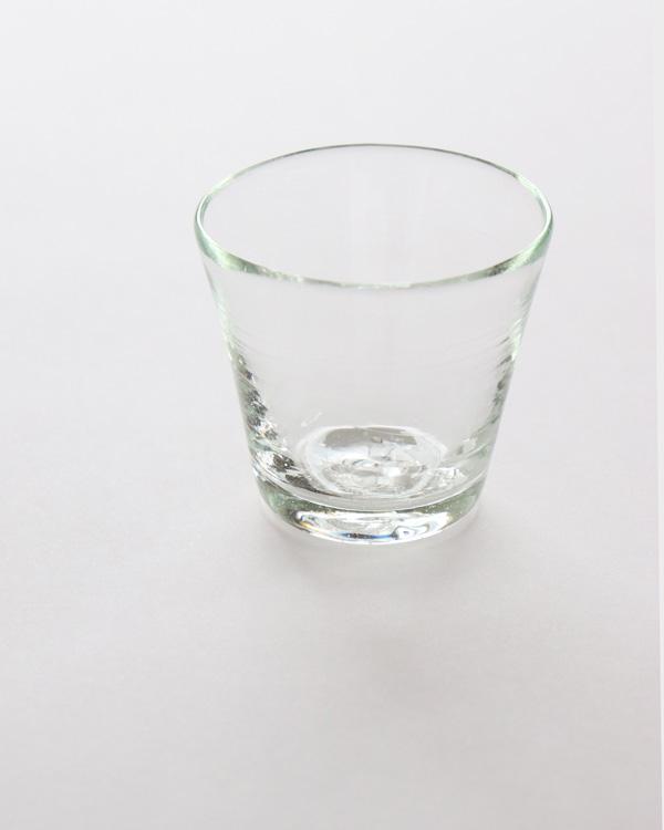 イラン手吹きガラス キャンドルグラス