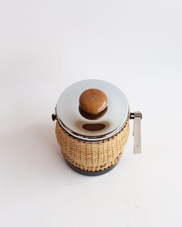 籐製 アイスペール A-009