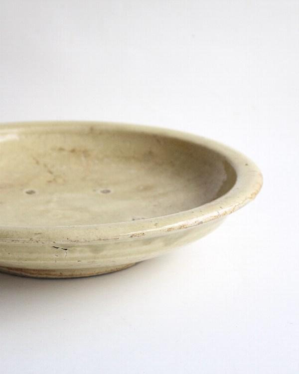 黄瀬戸 石皿