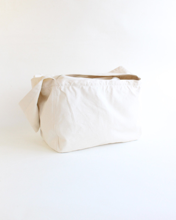 LABOR DAY Newspaper Bag / Natural
