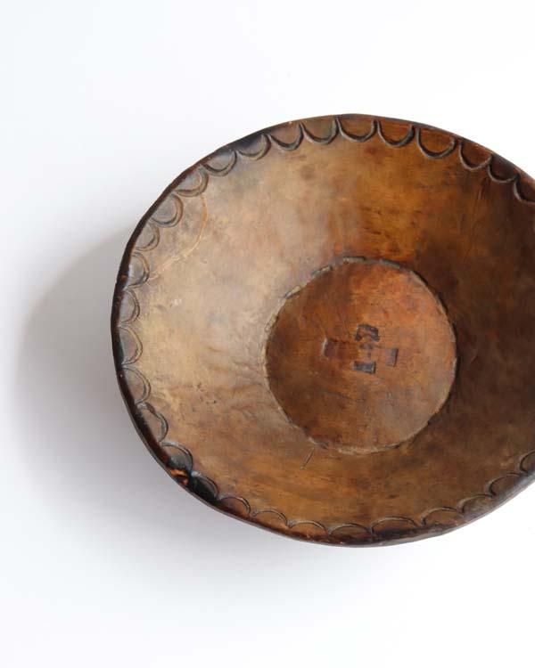 エチオピア ウッドボウル C