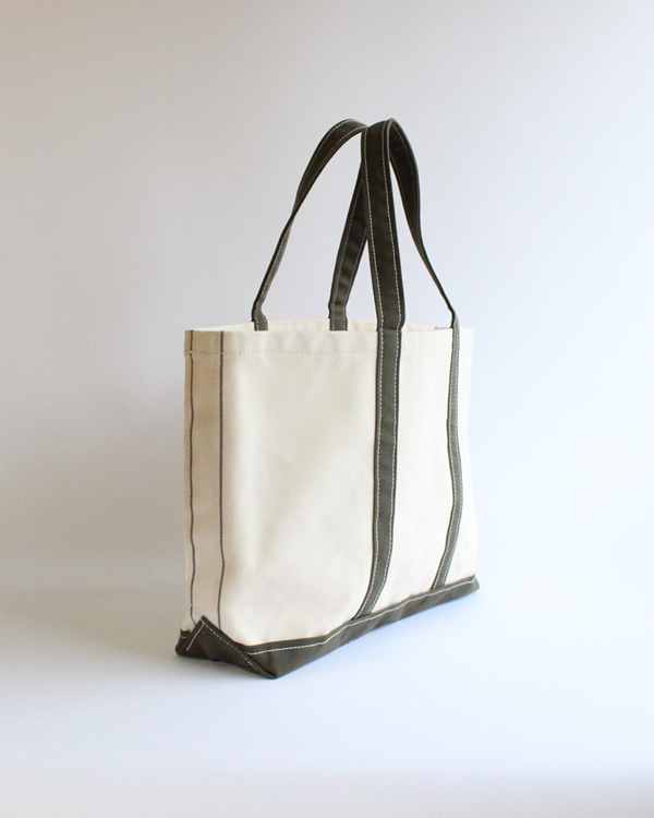 LABOR DAY Canvas Carryall  Olive