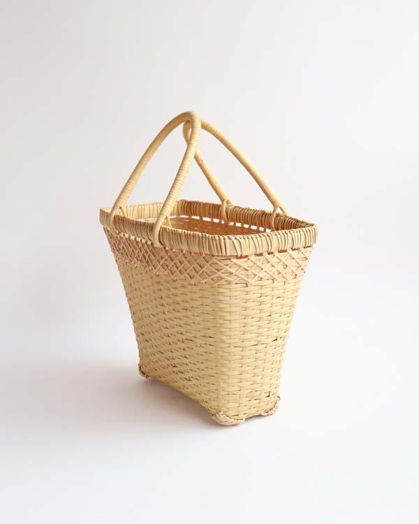 warang wayan(ワランワヤン) バンブー台形バスケット M