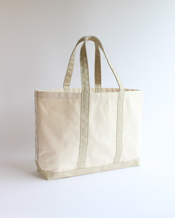 LABOR DAY Canvas Carryall  Sand Beige