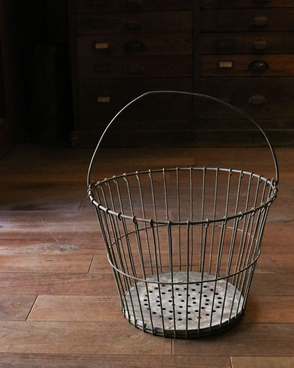 ワイヤー製エッグクーリングバスケット A