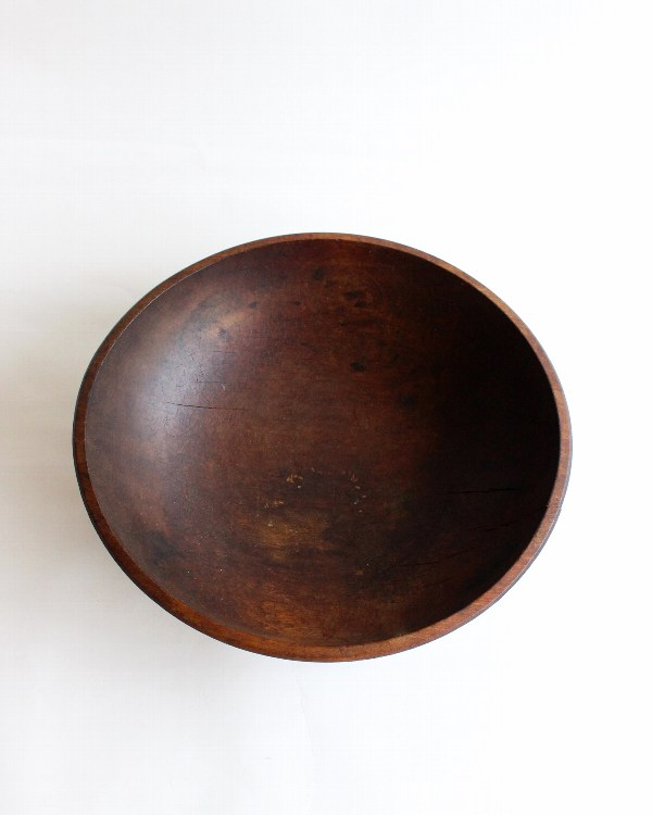 木製ラウンドボウル