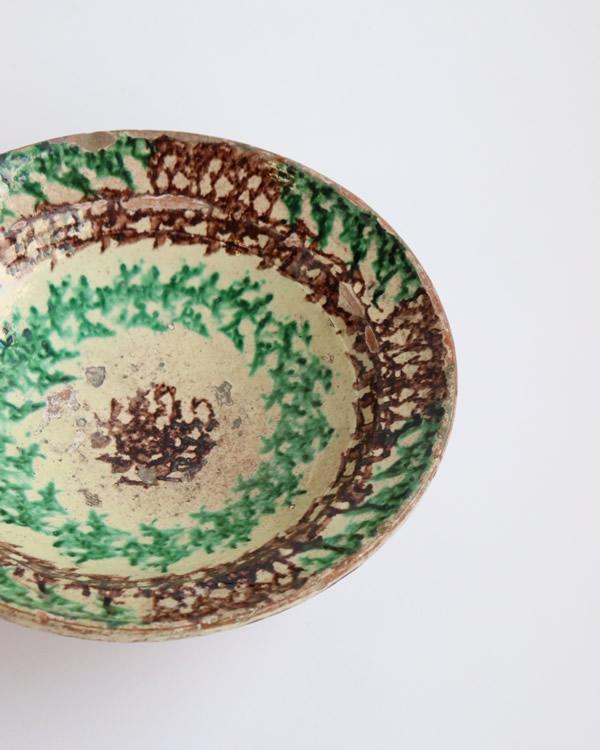 アフガン 古鉢 G