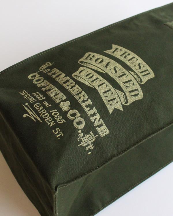 TIMBERLINE COFFEE CO. Original Roll Bag